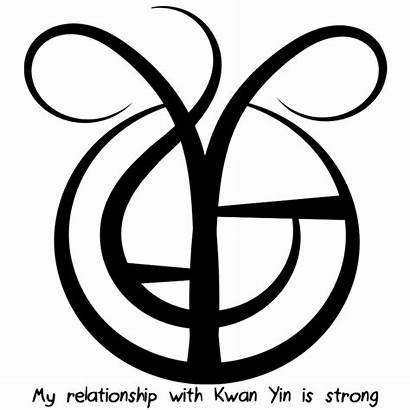 Yin Sigil Relationship Kwan Strong