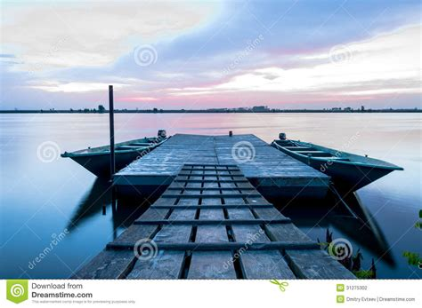 Boat Berth by Berth With Boats Stock Photography Image 31275302