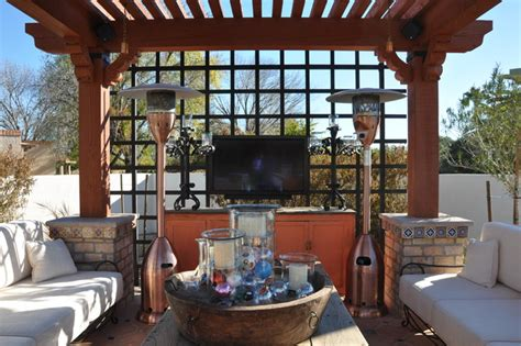 Outdoor Seating Area/arbor Structure