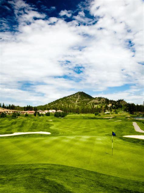 Okanagan Golf Club - Quail Course | Furber Design ...