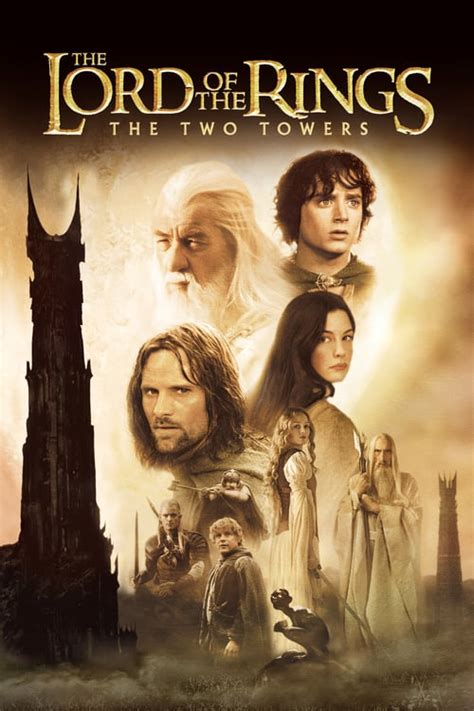 lord   rings   towers