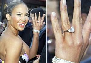 celebrity carat chronicles diamondere blog With jlo wedding ring
