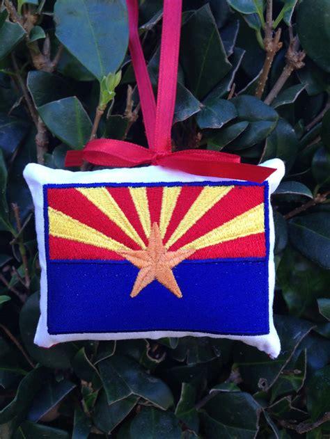 arizona staat vlag kerst ornament