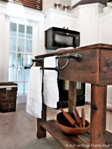 rustic diy kitchen island ideas pickled barrel