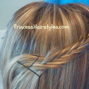 fishtail braid pin  hairstyle hairstyles  girls