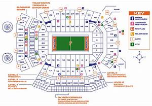 Ben Hill Griffin Stadium Map Ben Hill Griffin Stadium