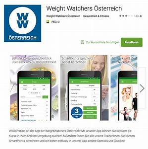Ww Smartpoints Berechnen : weight watchers app weight watchers sterreich ~ Themetempest.com Abrechnung