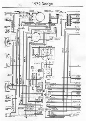 73 Dodge Dart Wiring Diagram 25815 Netsonda Es