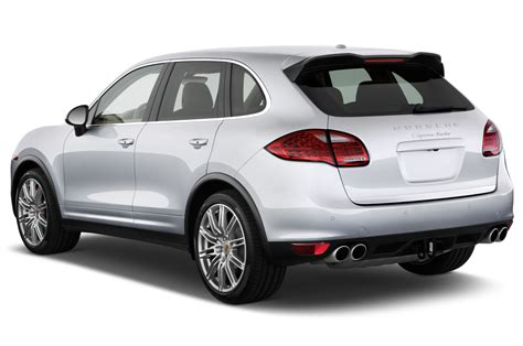 2012 Porsche Cayenne Reviews And Rating