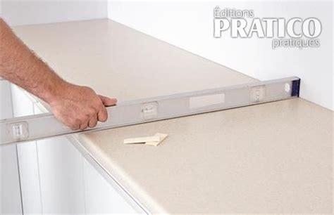 peinturer un comptoir de cuisine comment installer un comptoir de cuisine en stratifié en