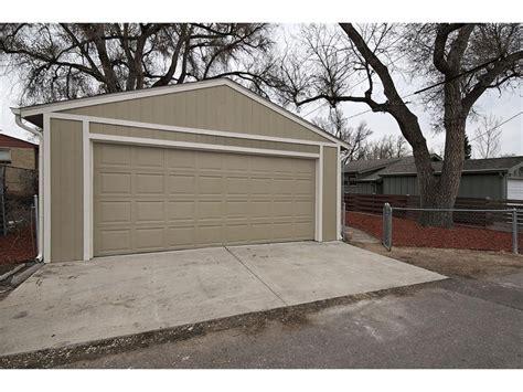 Standalone Garage