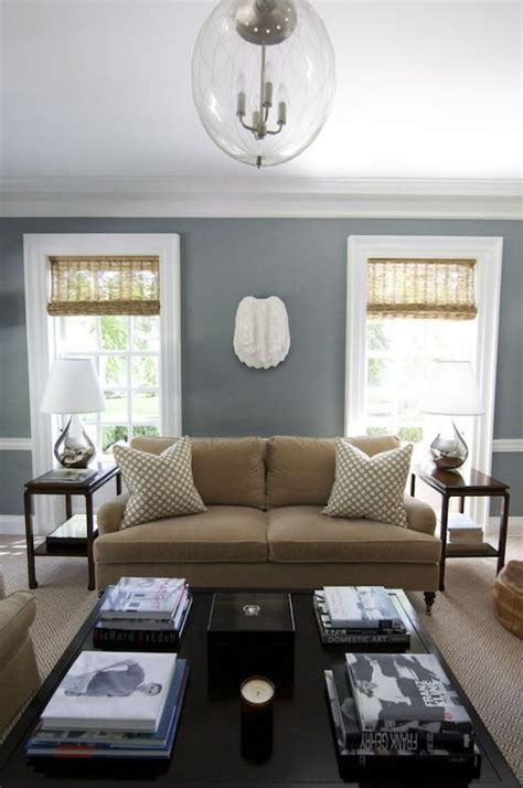 Brown Living Room Color Schemes by Grey And Living Room Inspiration Blue Wall Paints