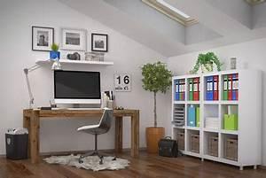 Büro Zuhause Einrichten : ist das home office das b ro der zukunft ~ Michelbontemps.com Haus und Dekorationen