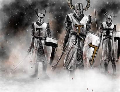 Knights Crusaders Wallpapers Desktop Knight Teutonic