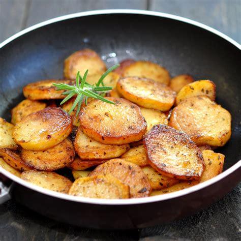 recette pommes de terre sautées au beurre