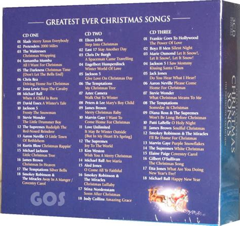 The Greatest Christmas Songs Collection Music Tracks