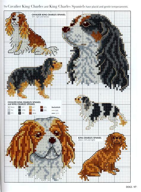 dog cross stitch patterns  cross stitch patterns