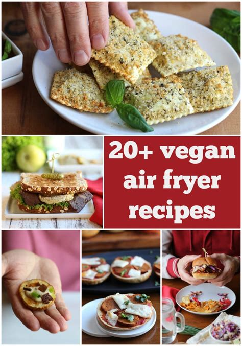 fryer air vegan recipes airfryer plus yeast wine recipe kitchen mushrooms