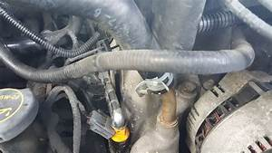 2002 Ford Expedition Triton 4 6l Heater Core Hose Routing