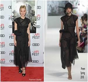 Carey Mulligan In Preen At 'Mudbound' AFI FEST 2017 ...