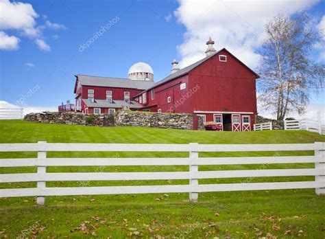 American Farm — Stock Photo © Stu99 #23792613