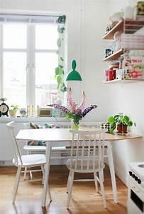 Petite Table Salle À Manger : quelle d co salle manger choisir id es en 64 photos ~ Melissatoandfro.com Idées de Décoration