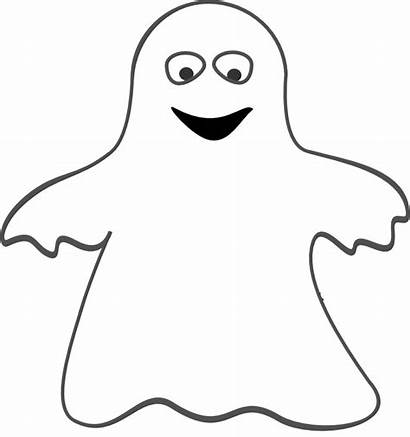 Ghost Coloring Pages Holy Printable