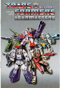 Transformers Headmasters Episodes