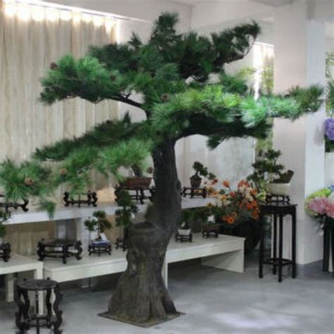 grand ext 233 rieur arbres artificiels pour la d 233 coration d arbres de pin artificiel en chine avec