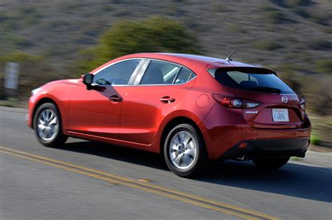 small mazda 2014 mazda3 review best tech compact is also the best
