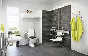 Badezimmer Neu Gestalten : komfort f r generationen barrierefreie b der funktional ~ Lizthompson.info Haus und Dekorationen