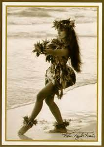 Kim Taylor Reece Hawaiian Hula Dancers