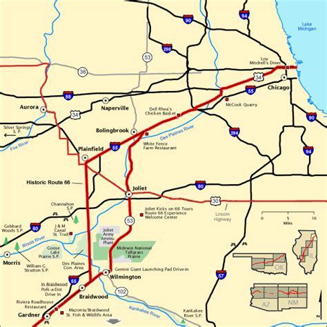 map  route   chicago il maps pinterest route