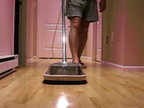 Ge Floor Polisher Youtube