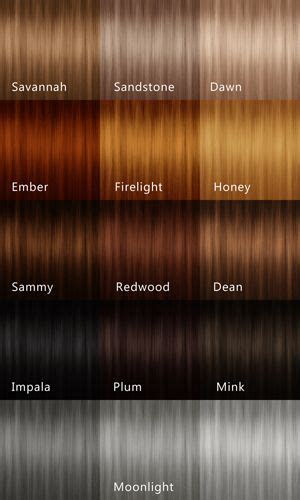 List Of All Hair Colors by Best 25 List Of Hair Colors Ideas On