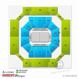 Vivid Seats Seating Chart St John Arena Columbus Tickets St John Arena