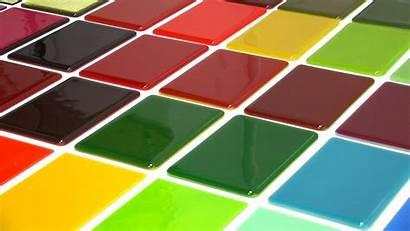 Colors Composite Palette Glass Bullseye