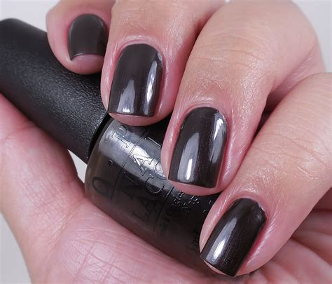 love is hot and coal opi opi gwen stefani holiday collection 2014 of life and lacquer