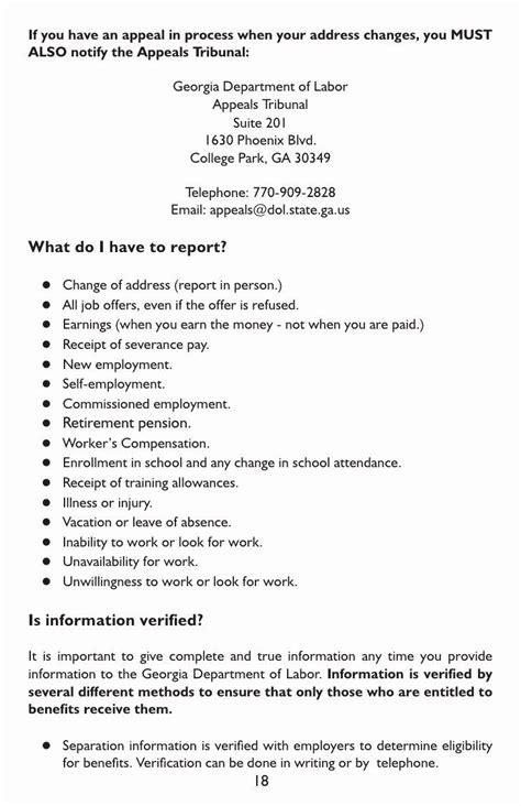unemployment appeal letter sample proposal sample