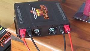 Quick Setup For Motomaster Eliminator 3000 Watt Inverter