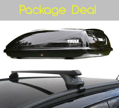 With handle strip for greater convenience when opening and closing. Roof Rack Rail Bars & Thule Ocean 100 Roof Box | Mercedes ...