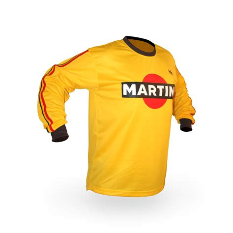 retro motocross jersey martini jersey