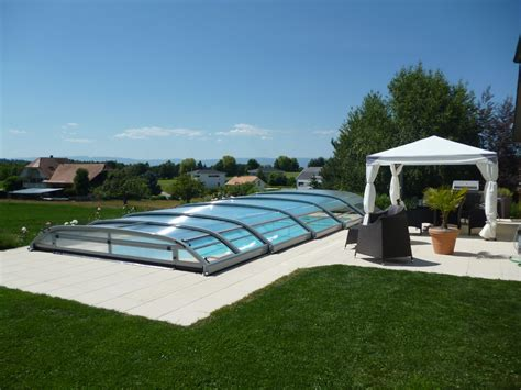 abri de piscine elitys ansea abri de piscine bas t 233 lescopique ec creation