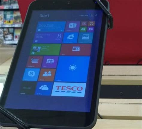 tesco connect   windows  tablet  amazing