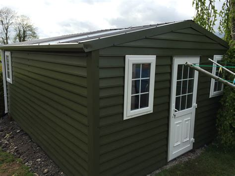 Insulated Garden Sheds in Ireland   Insulated Sheds   C