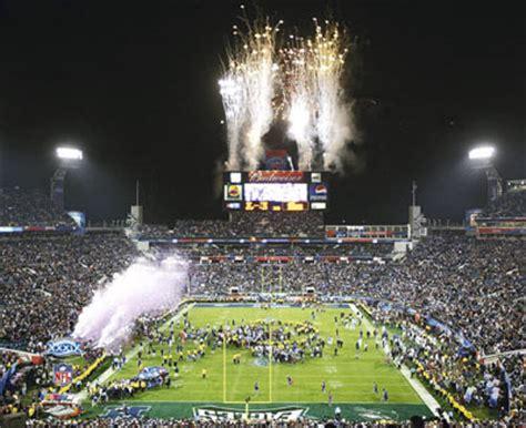 super bowl stadiums stadiums  pro football
