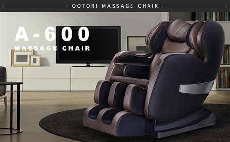 Amazon.com: Massage Chair By OOTORI, Deluxe S-Track
