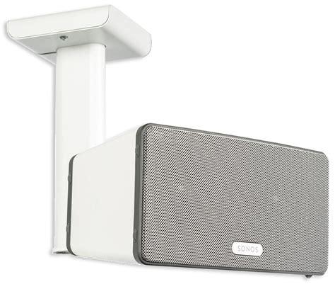 flexson flxp3cm ceiling mount for sonos play 3 each ebay