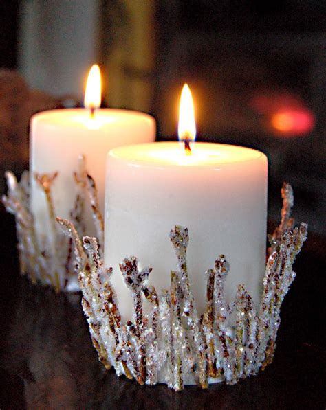 twig candle holder ideas guide patterns