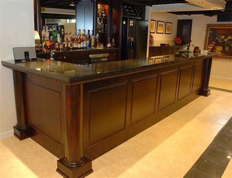 Custom Made Bars by Handmade Bar By Custom Wood Creations Custommade